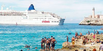 About 600,000 visitors will come to Cuba in the cruise season