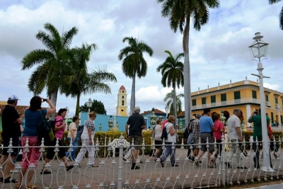 Growing emission of Brazilian tourists to Cuba