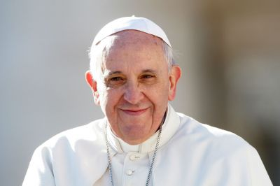 Pope Francisco already in Cuba
