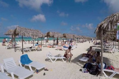 This year Cuba completed one million tourists in March