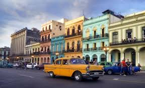 Tourism in Cuba grows