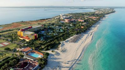 Varadero will be able to receive international visitors from October 15.